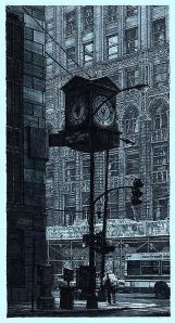 Clock-and-Bus_8x16_Ink-on-Paper_2012-a